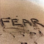 Fear....I don't know how
