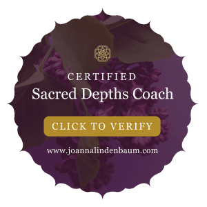 Sacred Depths Certification Graphic