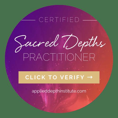 Michelle Spalding - Sacred Depths Practitioner