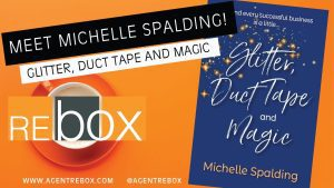 Michelle Spalding - Gliter Duct Tape and Magic